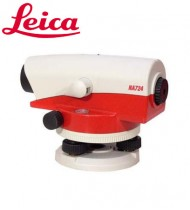 Automatic Level Leica NA 724 24x Magnification Lens