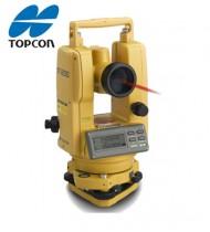 """Digital Theodolite Topcon DT-205L 5""""Accuracy-Laser Pointer"""